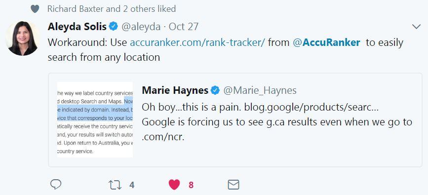Aleyda screenshot