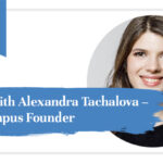 Interview with Alexandra Tachalova – Digital Olympus Founder