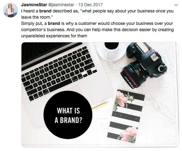 Jasmine Star instagram influencer