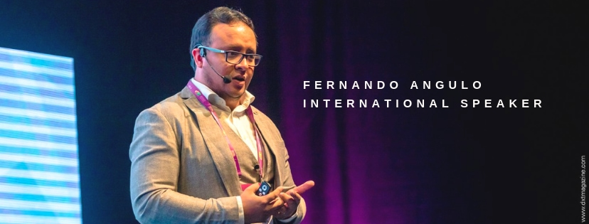 Fernando Angulo International Speaker