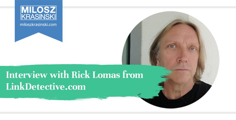 Rick Lomas