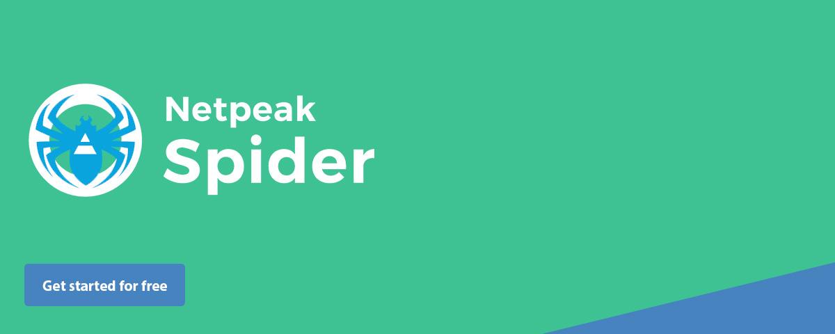 Netpeak Spider